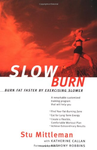 Cover of the book Slow Burn by Stu Mittleman