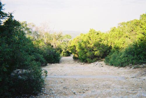 Barton Creek Greenbelt Hill of Life Trail