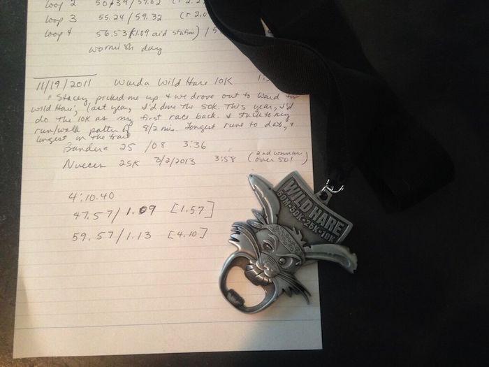Warda Wild Hare Medal