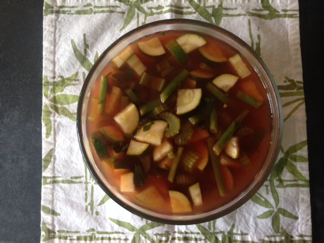 Fun Foodie Friday–A Soup forSummer