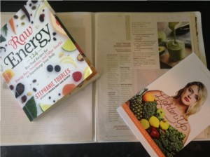Cookbooks and recipes