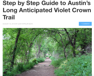 Step by Step Guide to Violet Crown Trail Article