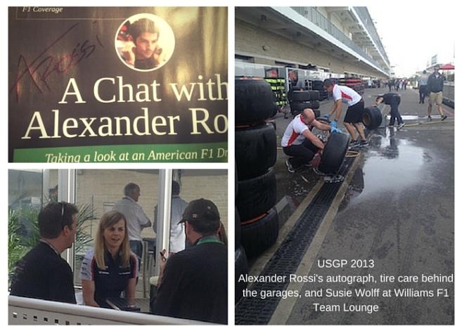 Montage of USGP 2013