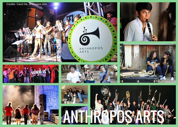 Anthropos Arts Photo Collage