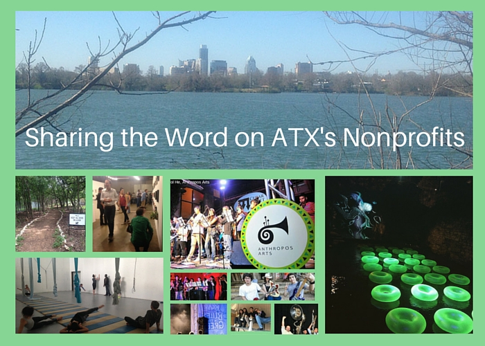 Sharing the Word on ATX Nonprofits
