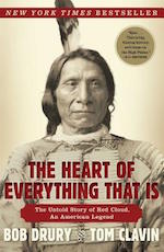 Book jacket of The Heart of Everything That Is