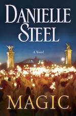 Book jacket of Magic by Danielle Steel