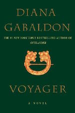 Book jacket for Voyager by Diana Gabaldon