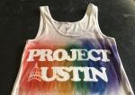 Project Austin tagged T-shirt